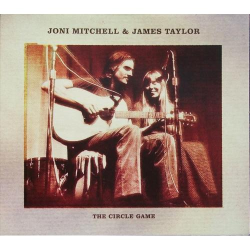 Joni Mitchell & James Taylor: The Circle Game, CD-Album 1970