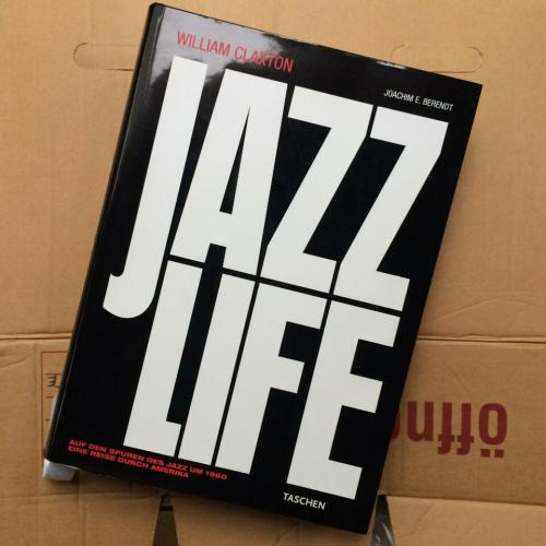 JAZZ LIFE    William Claxton und Joachim E. Berendt