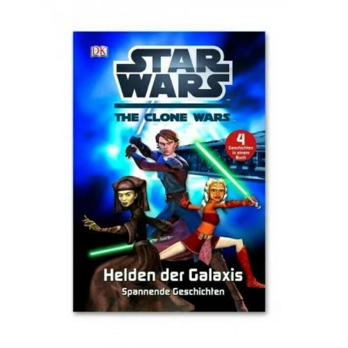 Star Wars(TM) The Clone Wars(TM) Helden der Galaxis... | Buch
