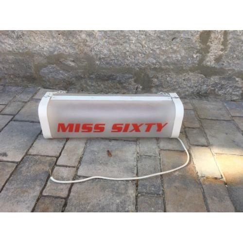 "Bar-Lampe ""MISS SIXTY"