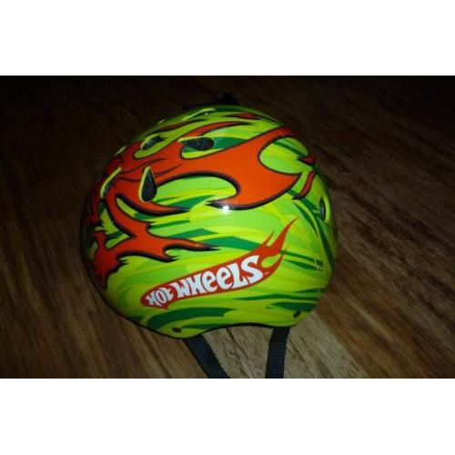 Hot Wheels Skater, Skaterhelm, Fahrradhelm Kinder 48-52 cm - TOP